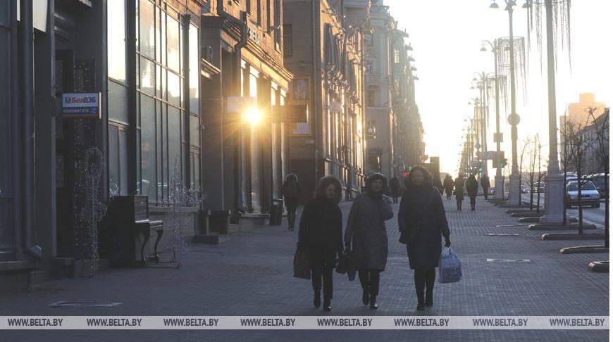 В Беларуси похолодание