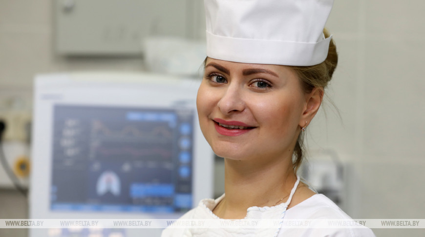 Виктория Земко - стипендиатка Президентского фонда