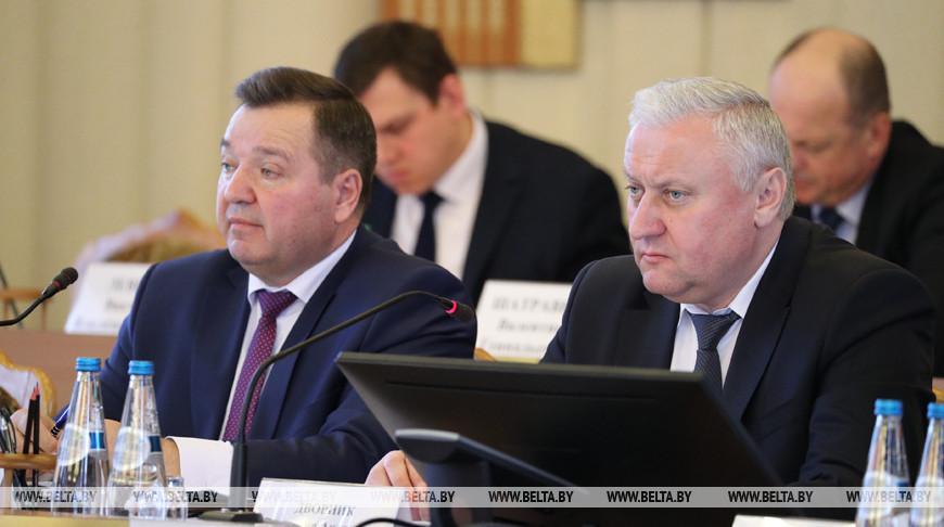 Коллегия Минприроды проходит в Минске