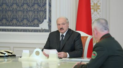 Лукашенко утвердил решение на охрану госграницы в 2020 году