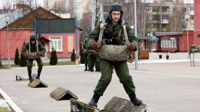 """Акция БРСМ """"Один день в армии"""" прошла в Витебске"""