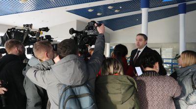 """В """"Загорье"""" разместят около 200 китайских студентов, вернувшихся в Беларусь"""