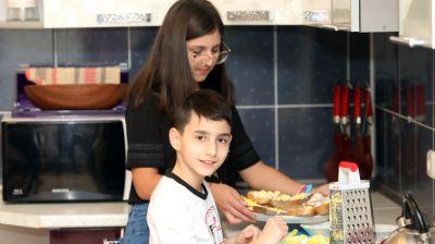 В Мозыре действует детский дом квартирного типа