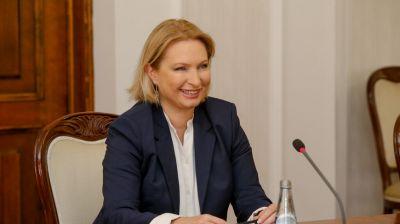 Румас встретился с министром экономики и устойчивого развития Грузии