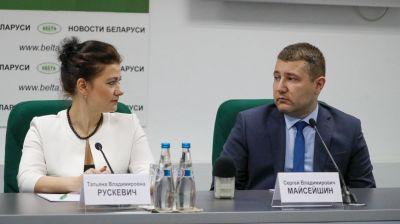 Пресс-конференция о преступлениях против информбезопасности в банковской сфере прошла в БЕЛТА