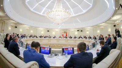 Заседание межправительственной белорусско-грузинской комиссии по экономическому сотрудничеству прошло в Минске