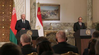 Беларусь и Египет делают ставку на совместные предприятия