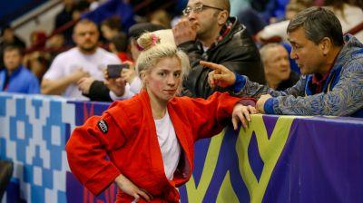 Международный турнир по самбо на призы Президента стартовал в Минске