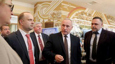 Чистая прибыль промышленного комплекса Витебской области за 2019 год выросла в два раза