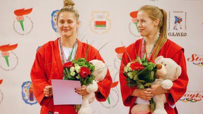 В Минске торжественно открылся международный турнир по самбо