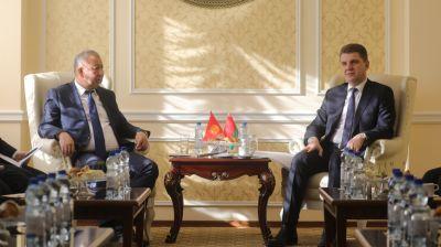 Заседание белорусско-кыргызской межправкомиссии по экономическому сотрудничеству прошло в Минске