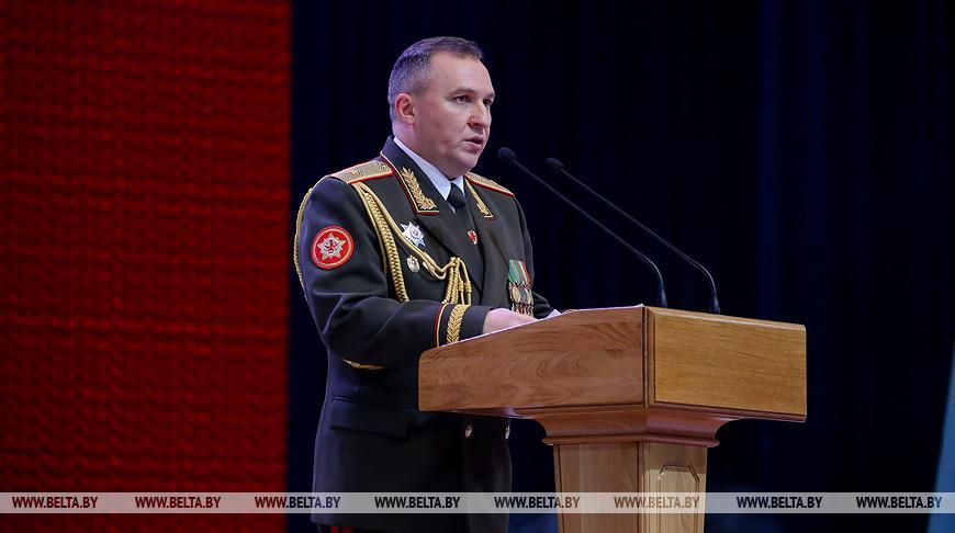 Торжественное собрание и праздничный концерт ко Дню защитников Отечества прошли в Минске