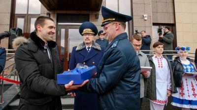 В Минске открылось здание прокуратуры Заводского района