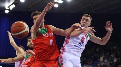 Баскетболисты сборной Беларуси победили португальцев в квалификации ЧМ