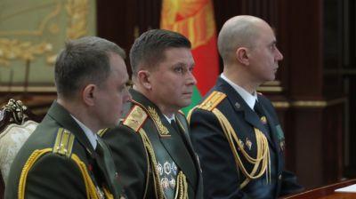 Лукашенко назначил первых замов в КГБ и МВД