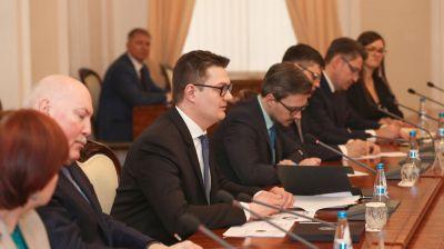 Кухарев встретился с первым заместителем председателя правительства Удмуртии
