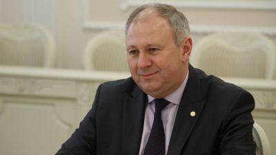 Румас встретился с главой представительства ЕБРР