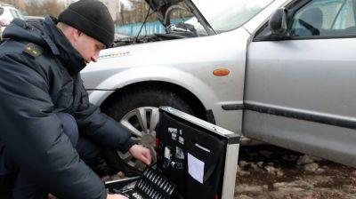 Работа экспертов-автотехников в Могилеве