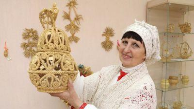 Выставка народного мастера Тересы Худяковой открылась в Витебске