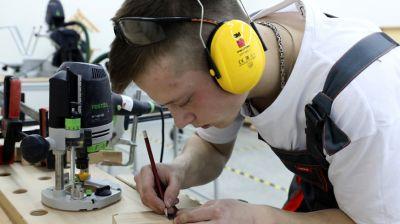 В Витебске проходит региональный этап конкурса WorldSkills Belarus 2020