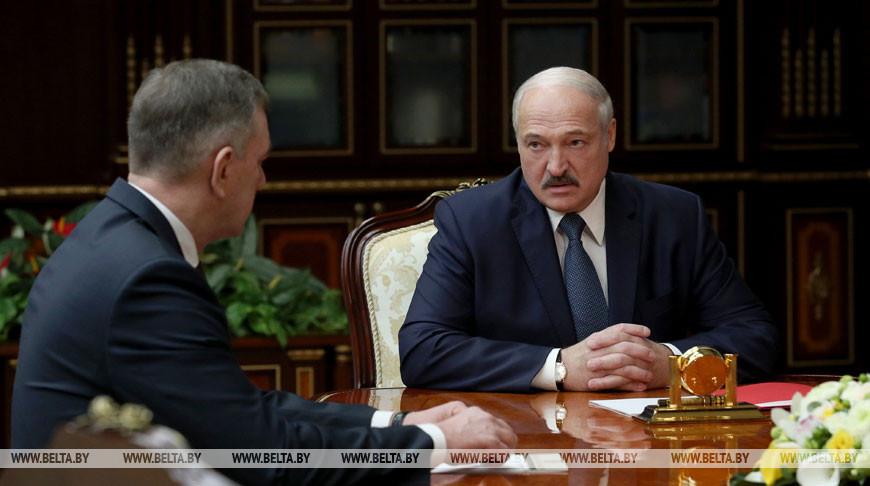 Лукашенко назначил заместителем премьер-министра Беларуси Юрия Назарова