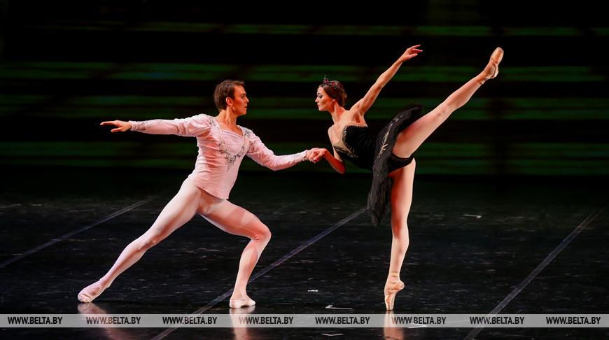 """Гала-концерт """"Звезды мирового балета. От классики до модерна"""" прошел в Минске"""