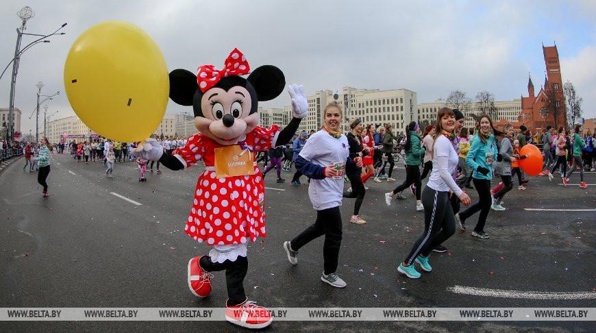 Забег Beauty Run прошел в Минске