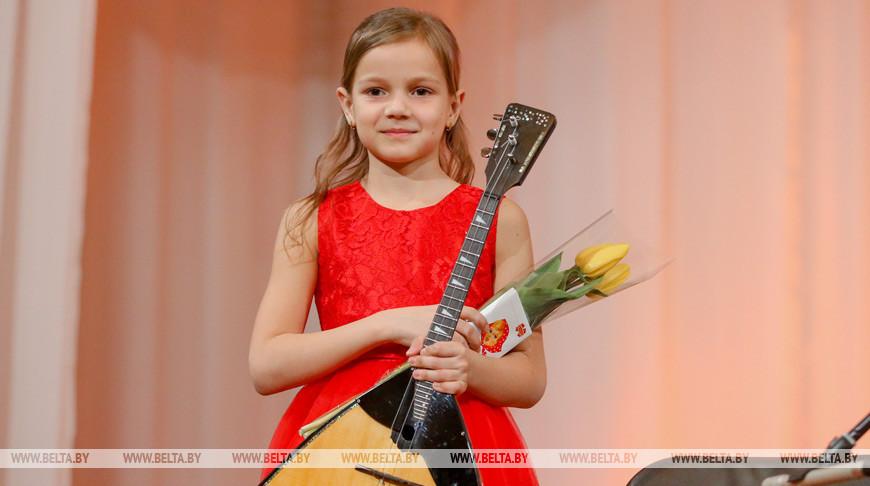 Гала-концерт стипендиатов Международного благотворительного фонда Владимира Спивакова прошел в Минске