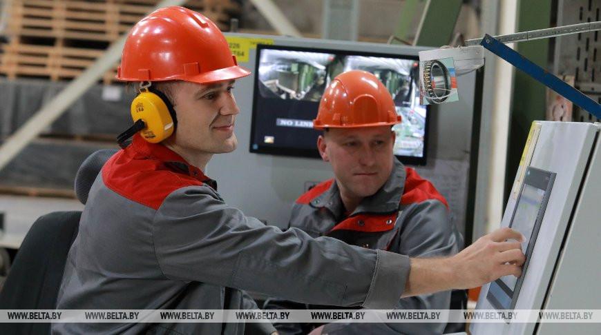 90% продукции завода по производству цементно-стружечных плит в Кричеве идет на экспорт