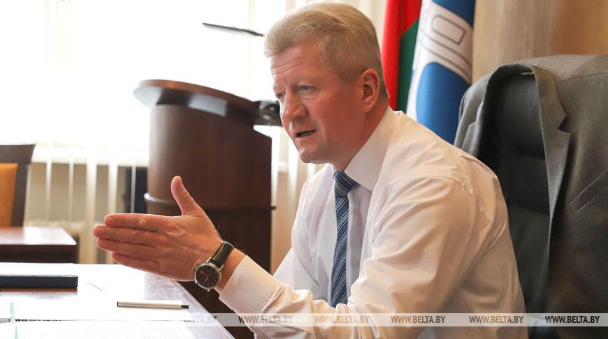 Помощник Президента - инспектор по Брестской области Анатолий Маркевич провел прием граждан в Березе
