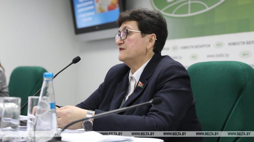 Брифинг о подготовке законопроектов по здравоохранению и лекарствах прошел в БЕЛТА