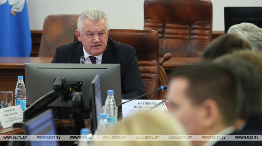 Заседание Постоянной комиссии по образованию Палаты представителей и Общественно-консультативного совета прошло в Минске