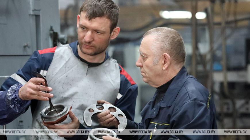 Хойникский завод гидроаппаратуры в этом году освоил выпуск восьми новых изделий
