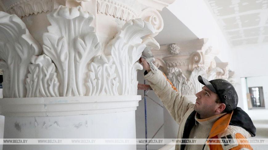 Обновленный Дворец культуры планируют открыть в этом году в Орше