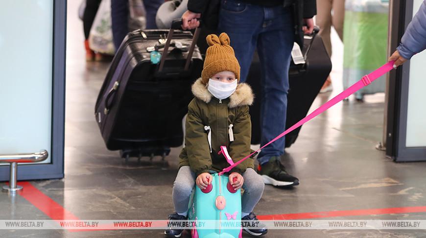 Самолет с застрявшими во Внуково белорусами приземлился в Минске