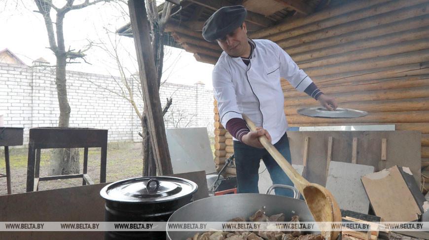 Праздник Навруз отмечают в азербайджанской диаспоре в Могилеве