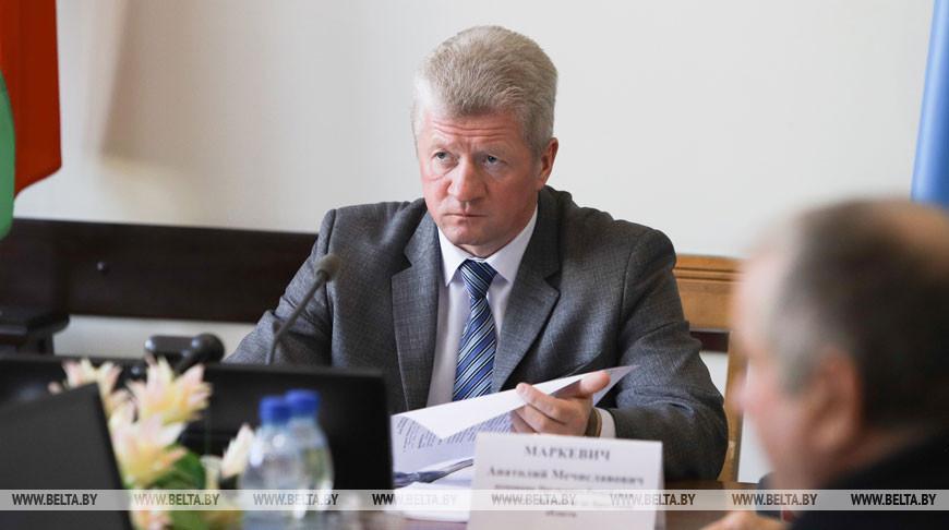 Маркевич провел прием граждан в Дрогичине