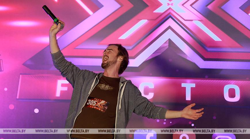 В Могилеве прохошел предкастинг шоу X Factor