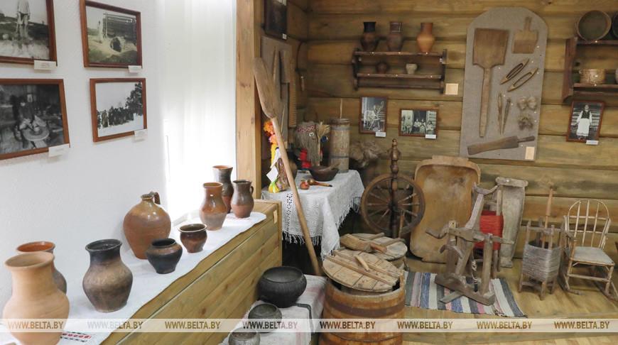 Новый зал открыли в Славгородском историко-краеведческом музее