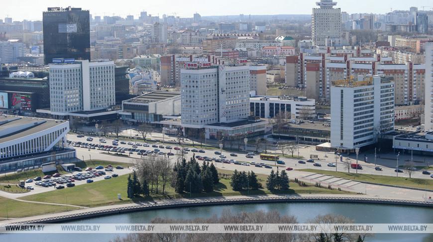 В Беларуси потеплеет во второй половине недели