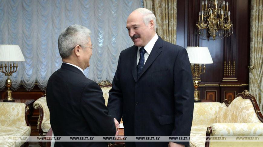 Лукашенко встретился с Цуй Цимином