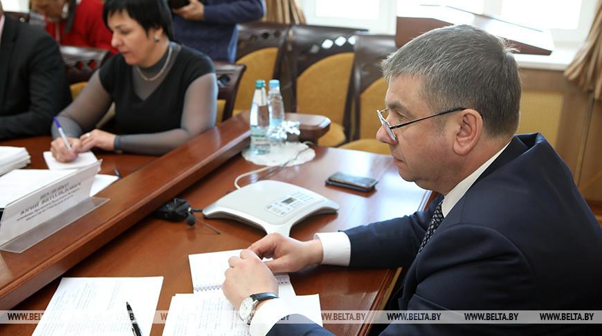 Шулейко провел прием граждан в Жлобине