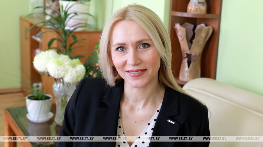 """Вероника Винель - """"Человек года Могилевщины"""""""