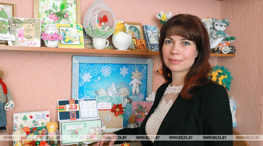 """Татьяна Сенькевич - """"Человек года Могилевщины"""""""