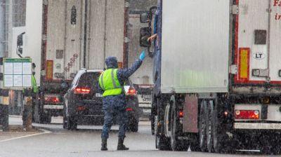 Россия ограничила движение через госграницу