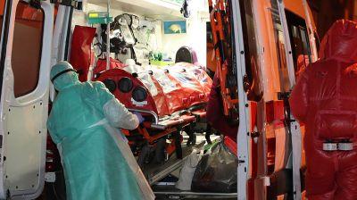 Пациентов с COVID-19 госпитализируют в первые часы после подтверждения диагноза - Минздрав