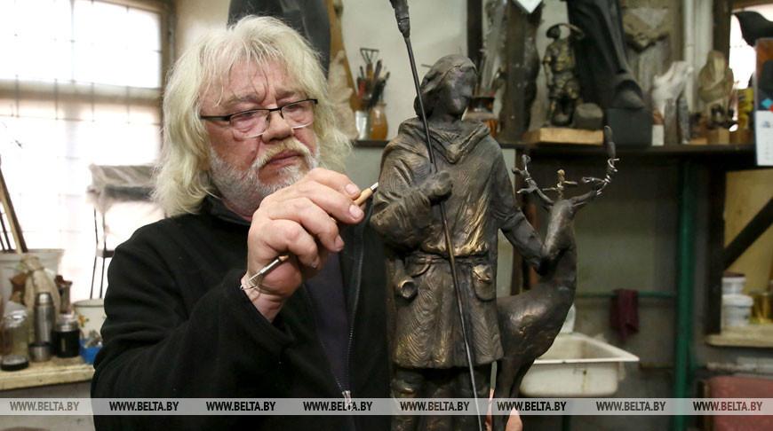 Скульптура святого Губерта появится в Гродно