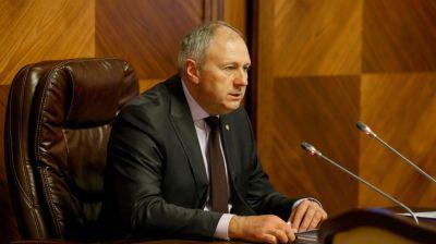 Румас провел очередное заседание Президиума Совмина