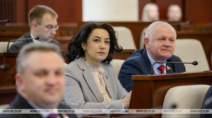Открытие второй сессии седьмого созыва Палаты представителей Национального собрания