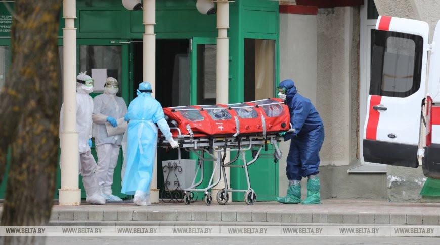 Транспортировка больного в диагностический центр в Витебске